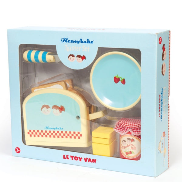 Le Toy Van: Honeybake Toaster Set - Luxe Gifts™  - 2