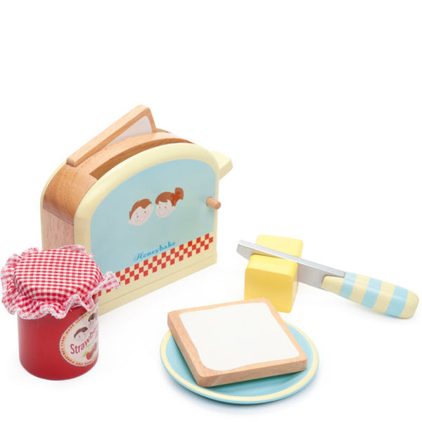 Le Toy Van: Honeybake Toaster Set - Luxe Gifts™  - 1