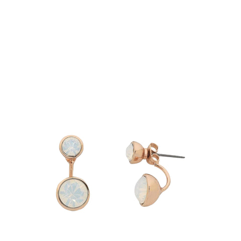 Liberte: Eloise Rose Gold Earring - Luxe Gifts™  - 1