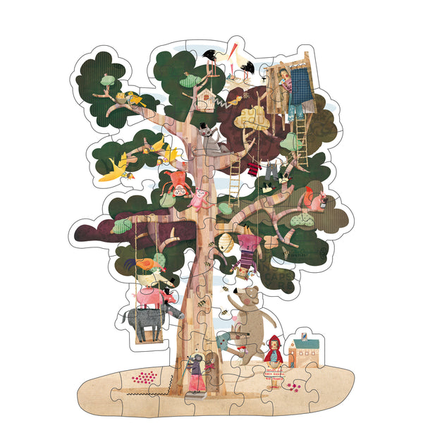 Londji: My Tree Puzzle - Luxe Gifts™  - 5