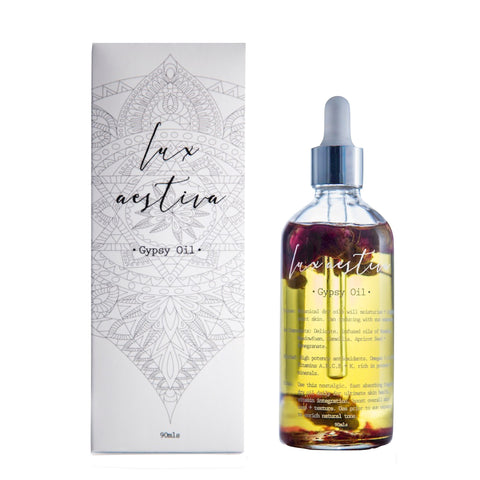 Lux Aestiva: Gypsy Oil 90mls - Luxe Gifts™  - 1
