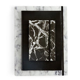 Black Marble Notebook Small - Luxe Gifts™  - 2
