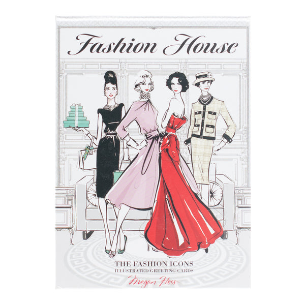 Fashion House Boxed Notecards - Luxe Gifts™  - 1