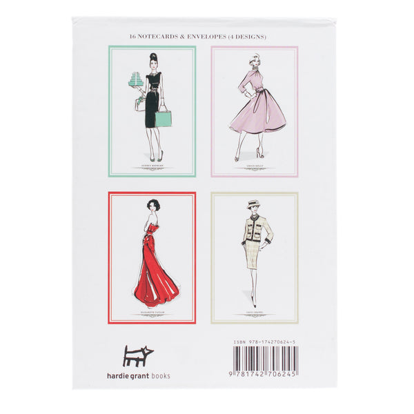 Fashion House Boxed Notecards - Luxe Gifts™  - 2