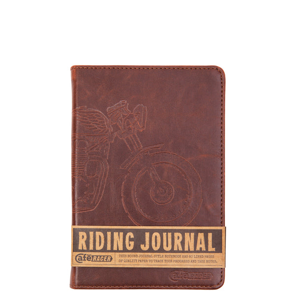 Cafe Racer Riding Journal - Luxe Gifts™