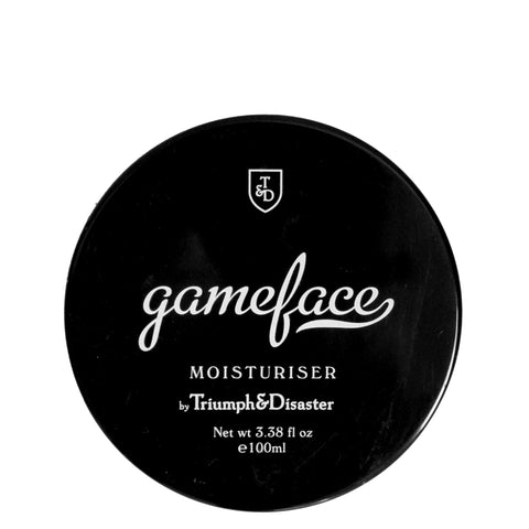 Triumph and Disaster: Gameface Moisturiser Jar - Luxe Gifts™