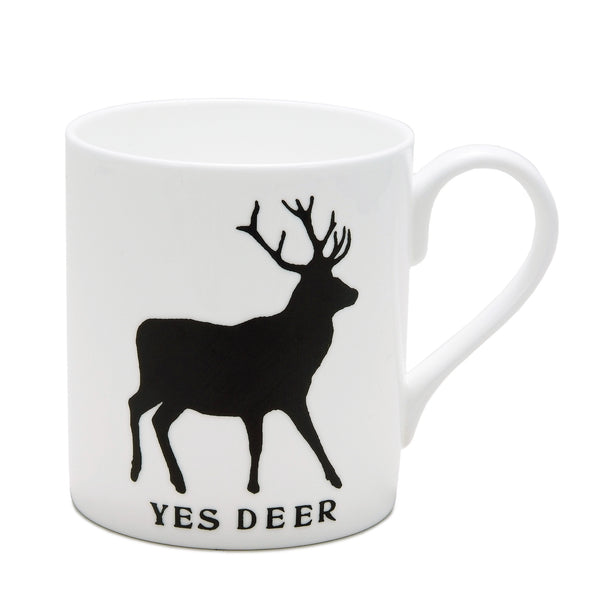 Yes Deer No Deer Mug - Luxe Gifts™  - 1