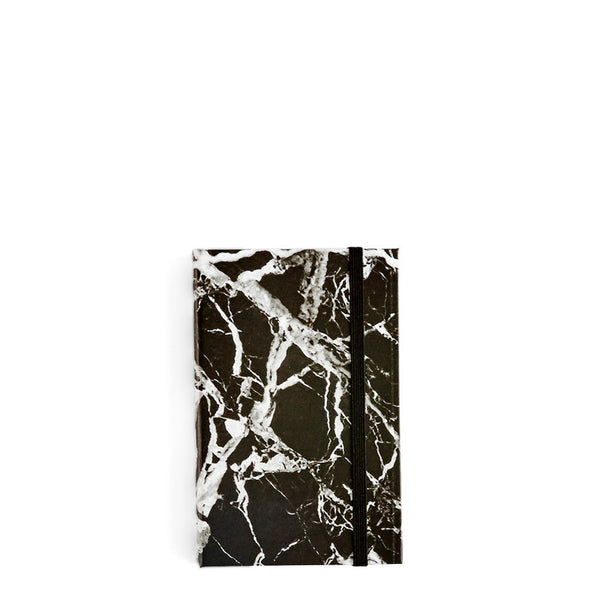 Black Marble Notebook Small - Luxe Gifts™  - 1