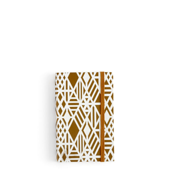Gold Deco Notebook Small - Luxe Gifts™  - 1