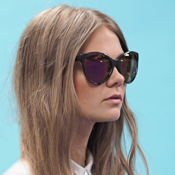 Quay Australia: I Love Lucy Sunglasses in Grey - Luxe Gifts™  - 3
