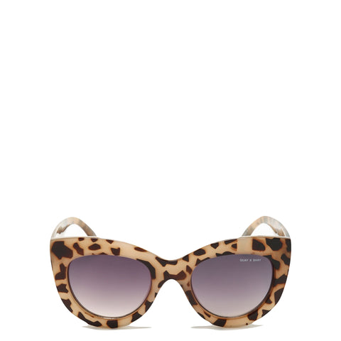 Quay Australia: Jinx Sunglasses in Leopard - Luxe Gifts™  - 1