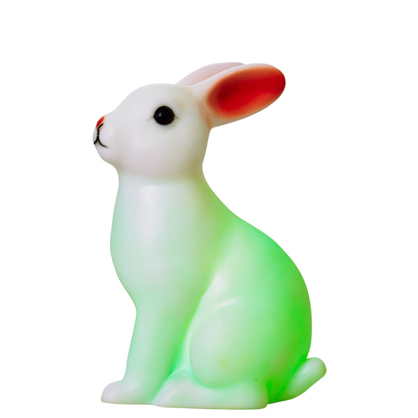 Rice: Woodland Colour Changing Rabbit Night Light - Luxe Gifts™  - 3