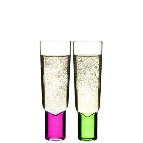 Sagaform: Champagne Glasses - Luxe Gifts™