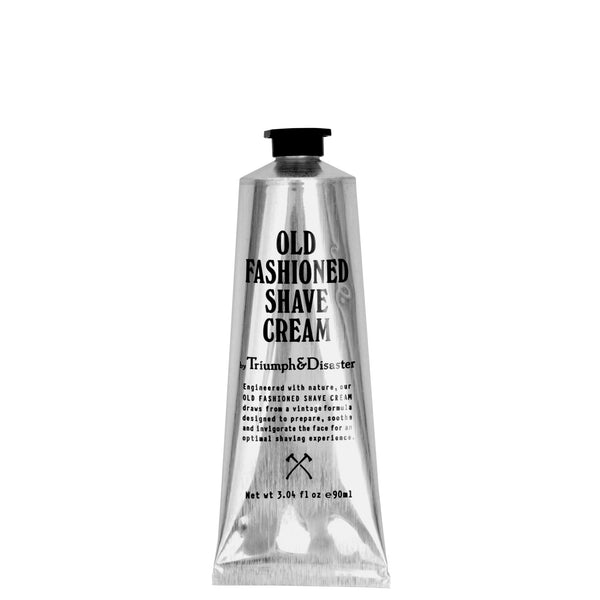 Triumph and Disaster: Old Fashioned Shave Cream Tube - Luxe Gifts™