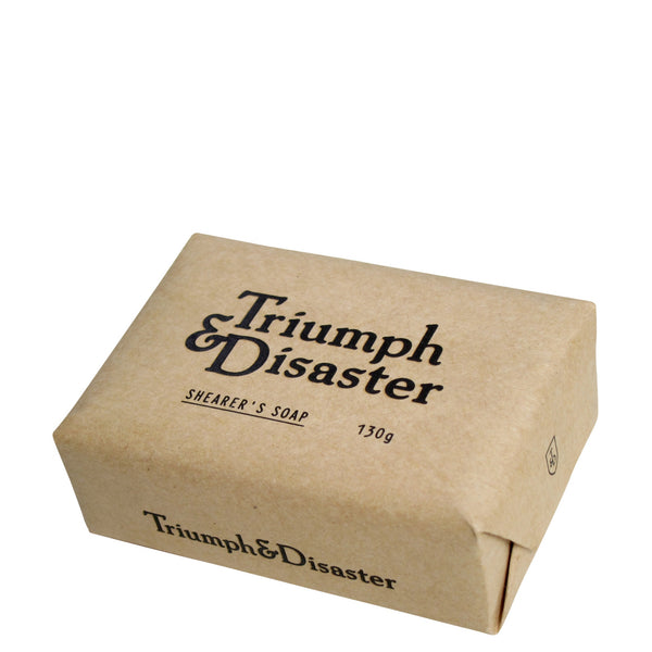 Triumph and Disaster: Shearers Soap - Luxe Gifts™