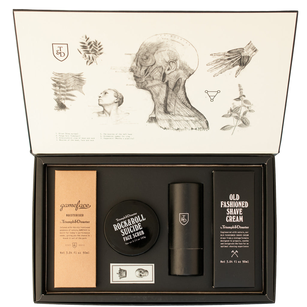 triumph and disaster: stash box | luxe gifts™