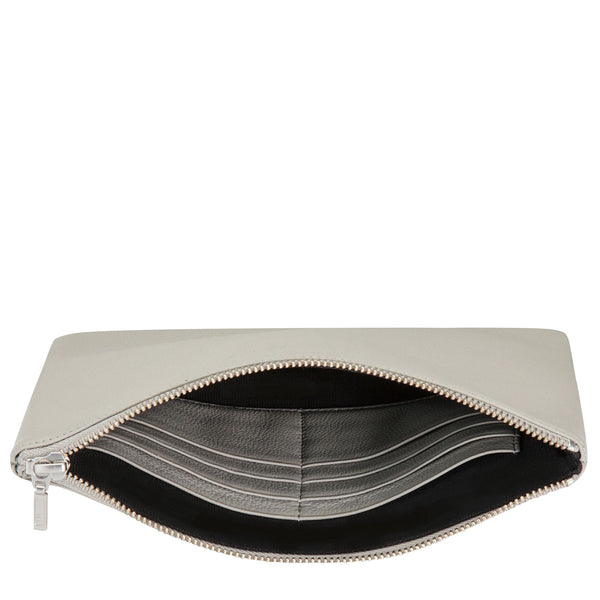 Status Anxiety: Anti Heroine Clutch Grey - Luxe Gifts™  - 3