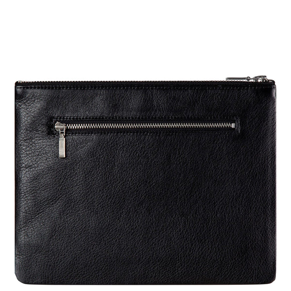 Status Anxiety: Anti Heroine Clutch Black - Luxe Gifts™  - 2