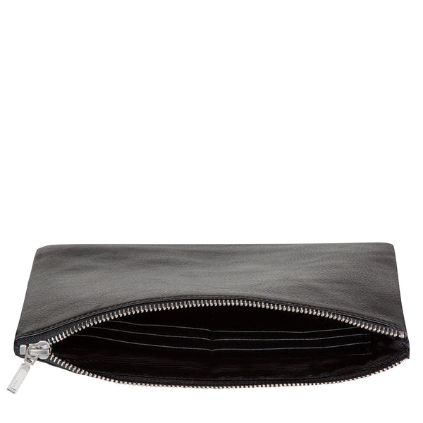 Status Anxiety: Anti Heroine Clutch Black - Luxe Gifts™  - 3