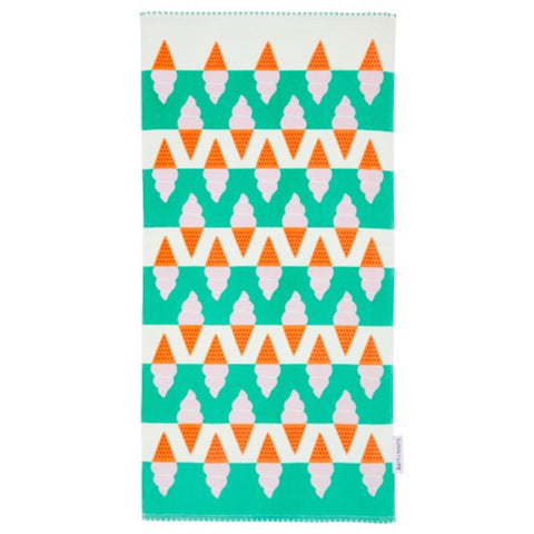 Sunnylife: Kids Clifton Ice-cream Towel - Luxe Gifts™