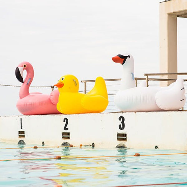 Sunnylife: Inflatable Flamingo - Luxe Gifts™  - 5