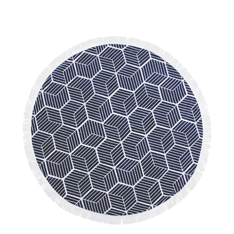 Sunnylife: Round Beach Towel Lennox - Luxe Gifts™  - 1