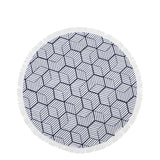 Sunnylife: Round Beach Towel Lennox - Luxe Gifts™  - 2