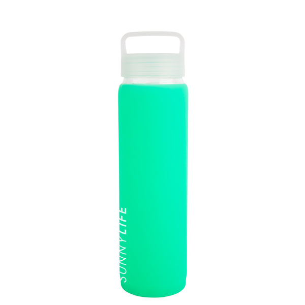 Sunnylife: Water Bottle Biscay Green - Luxe Gifts™  - 1