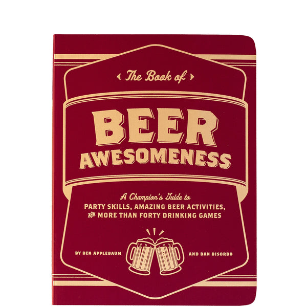 Book of Beer Awesomeness - Luxe Gifts™  - 1