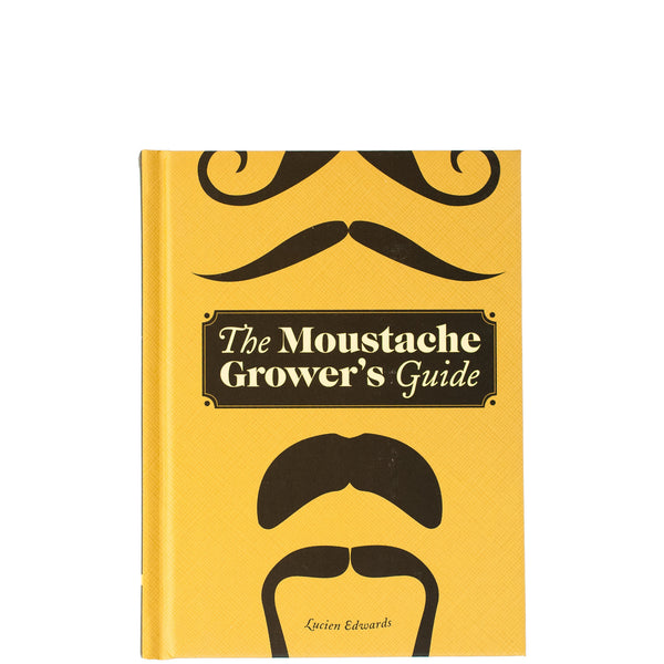 Moustache Growers Guide - Luxe Gifts™  - 1