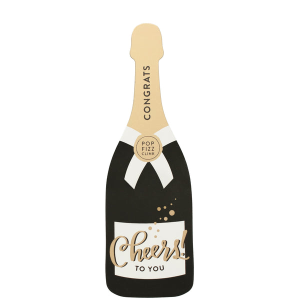 The Social Type: Cheers To You, Champagne - Luxe Gifts™  - 1
