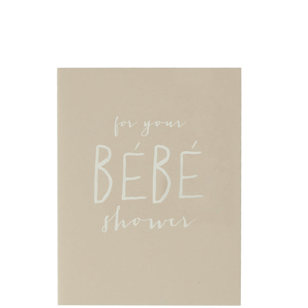 The Social Type: Bebe Shower - Luxe Gifts™  - 1