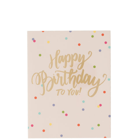 The Social Type: Happy Birthday To You - Luxe Gifts™  - 1