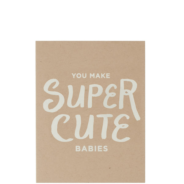 The Social Type: Cute Babies - Luxe Gifts™  - 1