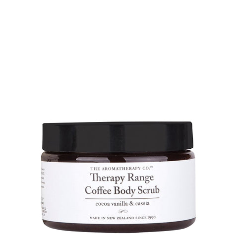 Therapy Range: Coffee Body Scrub