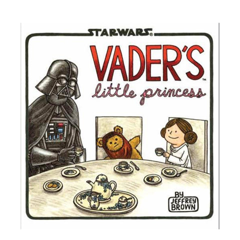 Darth Vader's Little Princess - Luxe Gifts™