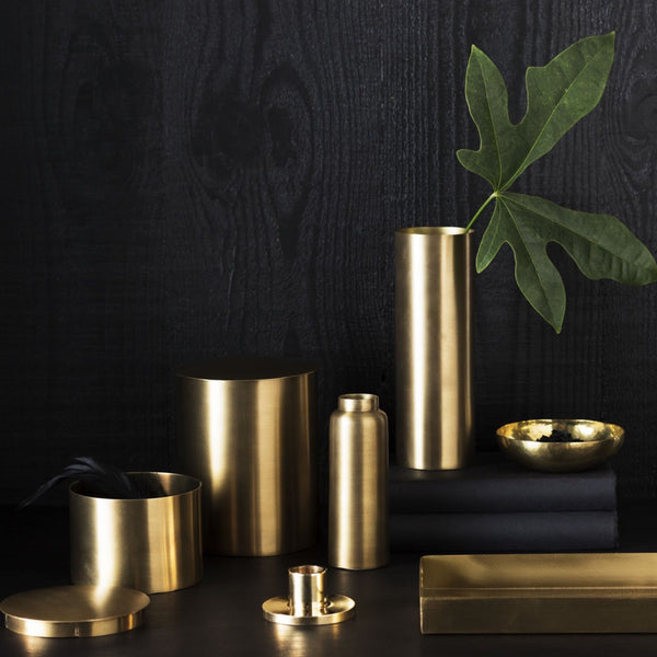 Zakkia: Brass Candle - Luxe Gifts™  - 4