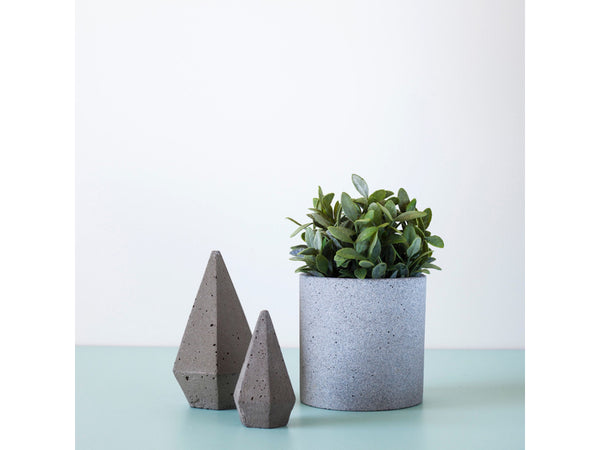 Zakkia: Concrete Diamond Small - Luxe Gifts™  - 2