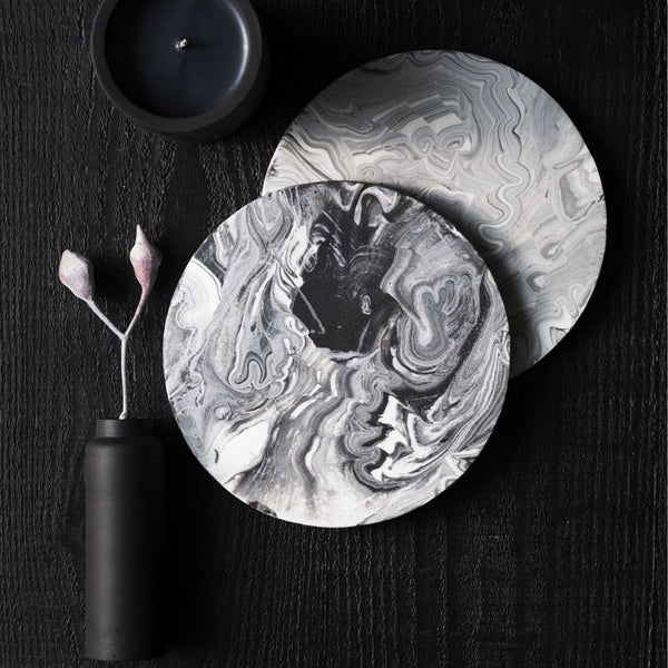 Zakkia: Ink Trivet Black - Luxe Gifts™  - 2