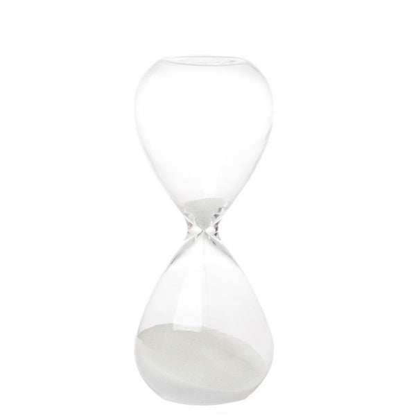 Zakkia: Hourglass White Large - Luxe Gifts™  - 1