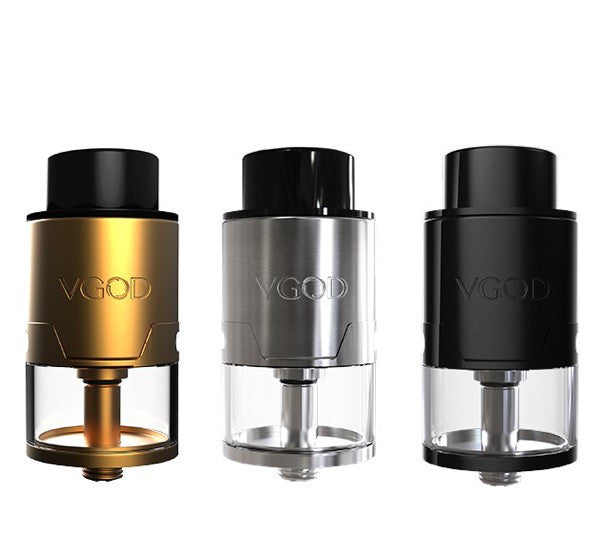 VGOD Tricktank pro in all 3 colors