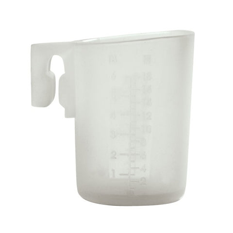 SILICONE MINI 3OZ MEASURING CUP