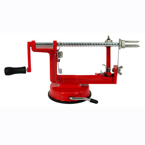 Apple Peeler Corer Slicer W Vacuum Base