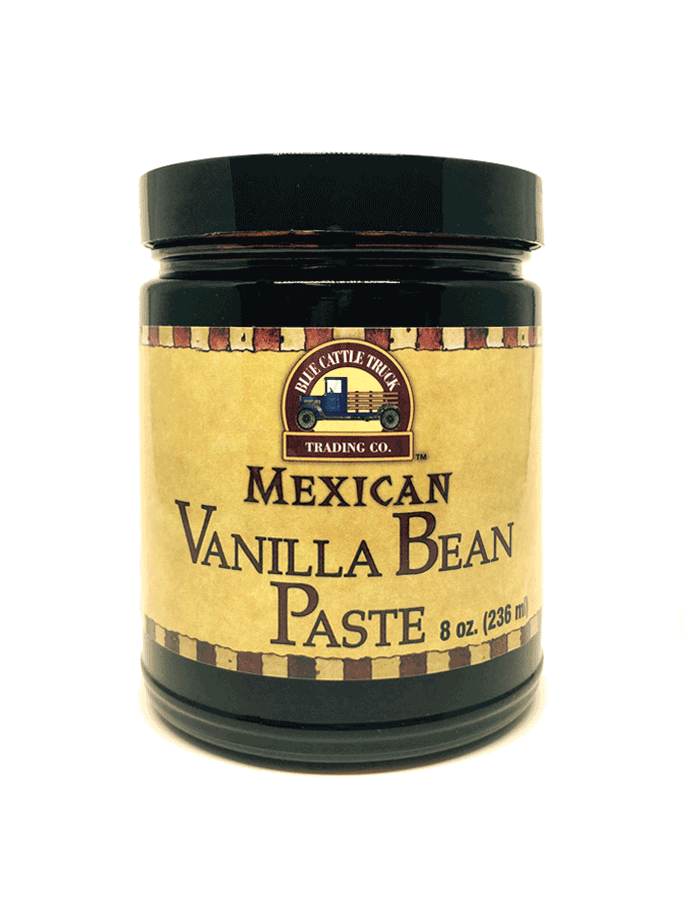 Vanilla Bean Paste 8 ounces