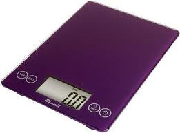 Escali Arti Digital Scale Purple