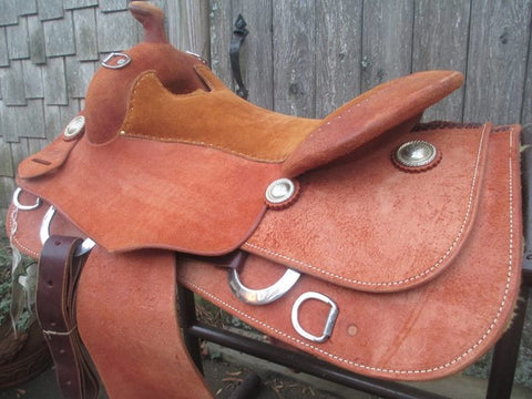Bob's Training Saddle