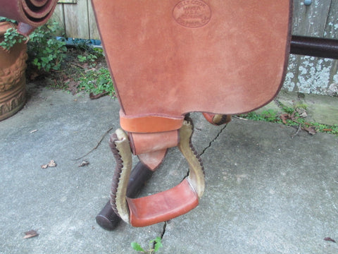 New Billy Cook Training Saddle Model 9030 (Other Saddle)