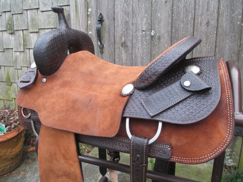 Wendy Allen Cutting Saddle