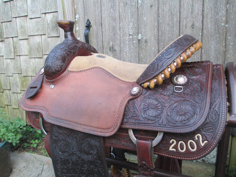 Martin Saddlery Roping Saddle