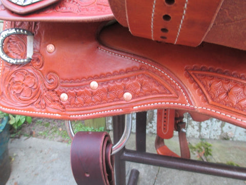 Bob's Reining Saddle (New)